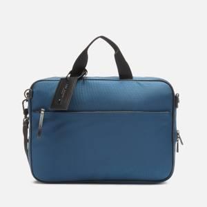 Ted Baker Men's Bruiser Travel Nylon Convertible Document Bag - Blue