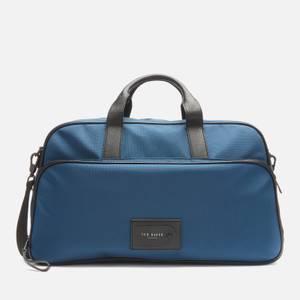 Ted Baker Men's Legally Travel Nylon Holdall Bag - Blue