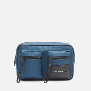Ted Baker Men's Harver Travel Nylon Bumbag - Blue