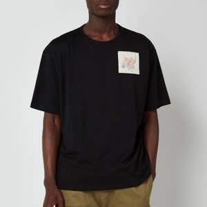 Ted Baker Men's Nofan Embroidered Logo T-Shirt - Black