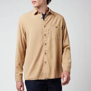 Ted Baker Men's Brewin Relaxed Overshirt - Beige