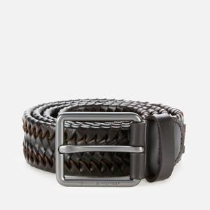 Tommy Hilfiger Men's Casual Essential Belt - Brown