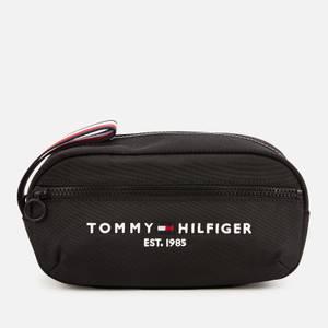 Tommy Hilfiger Men's Established Wash Bag - Black