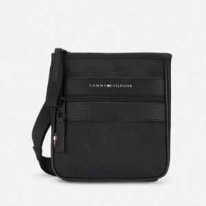 Tommy Hilfiger Men's Elevated Mini Crossover Bag - Black