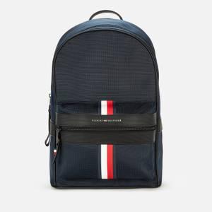 Tommy Hilfiger Men's Elevated Nylon Tape Backpack - Desert Sky