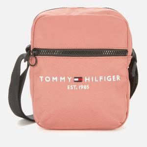 Tommy Hilfiger Men's Established Mini Reporter Bag - Mineralize Pink