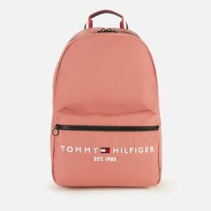 Tommy Hilfiger Men's Established Backpack - Mineralize Pink