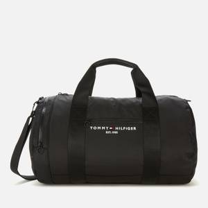 Tommy Hilfiger Men's Established Duffel Bag - Black