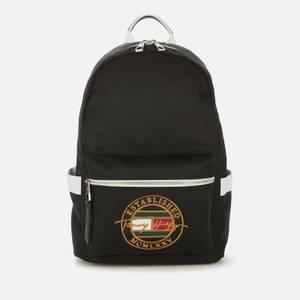 Tommy Hilfiger Men's Signature Backpack - Black
