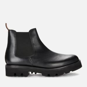 Grenson Men's Warner Leather Chelsea Boots - Black