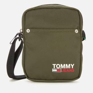 Tommy Jeans Men's Campus Reporter Bag - Dark Olive