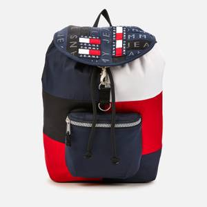 Tommy Jeans Men's Heritage Corporate Backpack - Multi