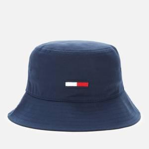 Tommy Jeans Men's Flag Bucket Hat - Twilight Navy