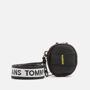 Tommy Jeans Men's Tech Earphone Case - Black