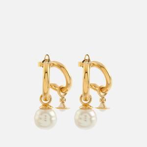 Vivienne Westwood Women's Marella Earrings - Gold Pearl