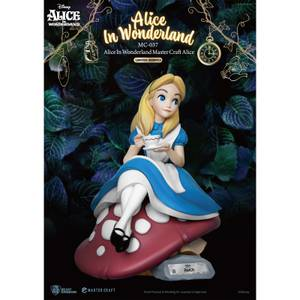 Beast Kingdom Alice In Wonderland Alice Master Craft Statue