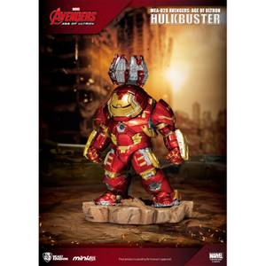 Beast Kingdom Avengers: Age Of Ultron Hulkbuster Mini Egg Attack Figurine
