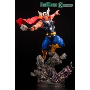 Kotobukiya Marvel Universe Fine Art Statue - Thor