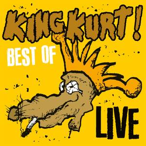 King Kurt - Best Of Live LP