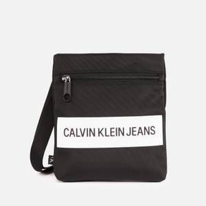 Calvin Klein Jeans Men's Micro Flatpack - Black