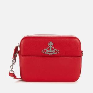 Vivienne Westwood Women's Johanna Cross Body Bag - Red