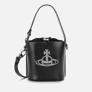 Vivienne Westwood Women's Betty Small Bucket - Black