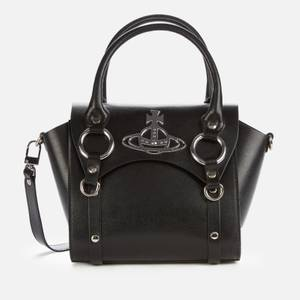 Vivienne Westwood Women's Betty Small Handbag - Black