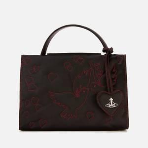 Vivienne Westwood Women's Love Birds Small Handbag - Black