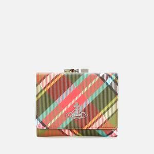 Vivienne Westwood Women's Derby Small Frame Wallet - Bruce Of Kinnaird