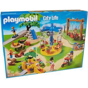 Playmobil City Life - Children's Playground (5024)