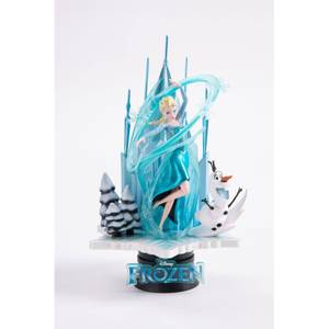 Beast Kingdom Frozen D-Select 18cm Diorama Statue Special Edition
