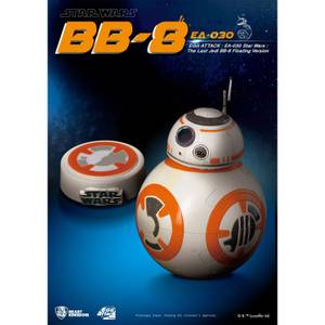 Beast Kingdom Star Wars Episode VIII Egg Attack Floating Model with Light Up Function BB-8 13 cm