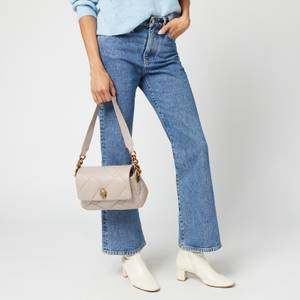 Kurt Geiger London Women's Kensington Soft Medium Bag - Blush