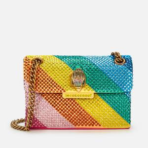 Kurt Geiger London Women's Fabric Mini Kensington Bag - Multi/Other