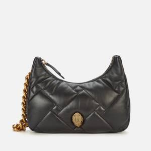 Kurt Geiger London Women's Kensington Soft Hobo Bag - Black
