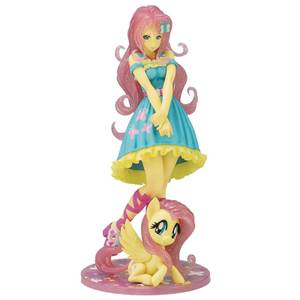 Kotobukiya My Little Pony Bishoujo Statue - Fluttershy (Equestria Girls Limited Edition)