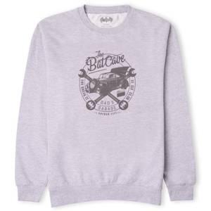 DC Batman The Bat Cave Sweatshirt - Grey