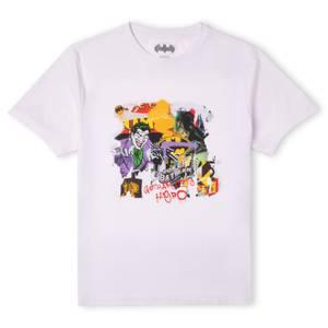 DC Batman Collage Men's T-Shirt - White