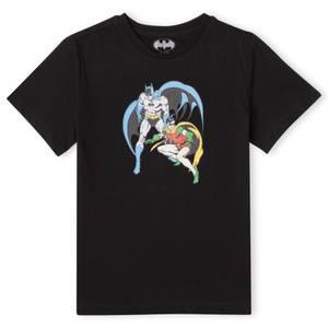 DC Batman & Robin Men's T-Shirt - Black