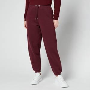 BOSS Women's Ecanny Sweatpants - Dark Red