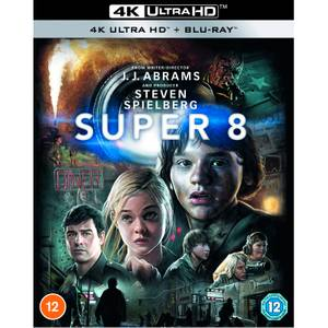 Super 8 - 10th Anniversary 4K Ultra HD