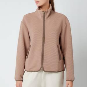 Varley Women's Berendo Fleece Jacket - Portabella