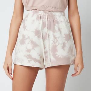 Varley Women's Glade Shorts - Taupe Tie Dye