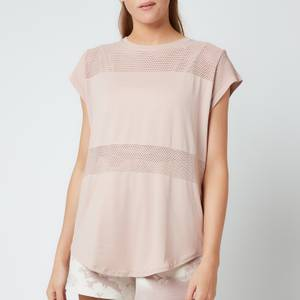 Varley Women's Carley T-Shirt - Shadow Rose
