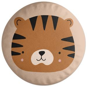 Tiger Round Cushion Round Cushion