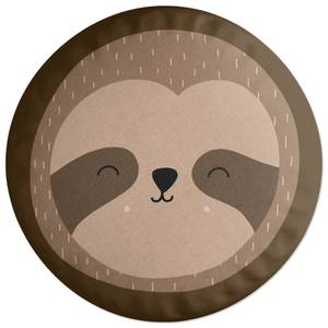 Sloth Round Cushion Round Cushion