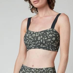 Varley Women's Greenwood Bra - Camo Textured Animal