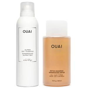 OUAI Hair Refresh Kit (Worth £44.00)