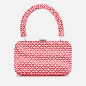 Shrimps Women's Ludwig Bag - Pink & Maroon