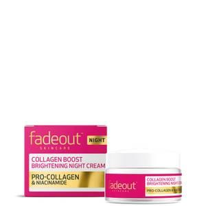 Fade Out Collagen Boost Night Cream 50ml